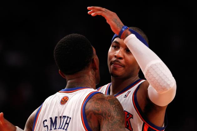 New York Knicks Fantasy Basketball: Player Breakdown by Position