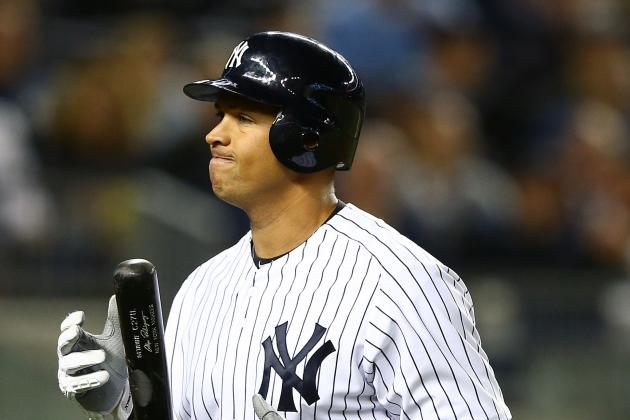 Alex Rodriguez: 5 Postseason Stats That Prove 2009 Clutch Streak Was a Fluke