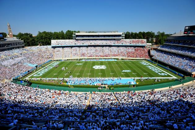 North Carolina Football: Midseason Review and Grades