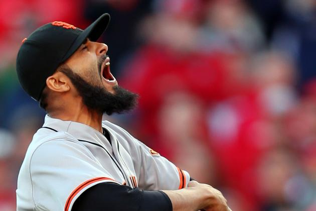 San Francisco Giants vs. Cincinnati Reds: Team Grades from NLDS Game 5