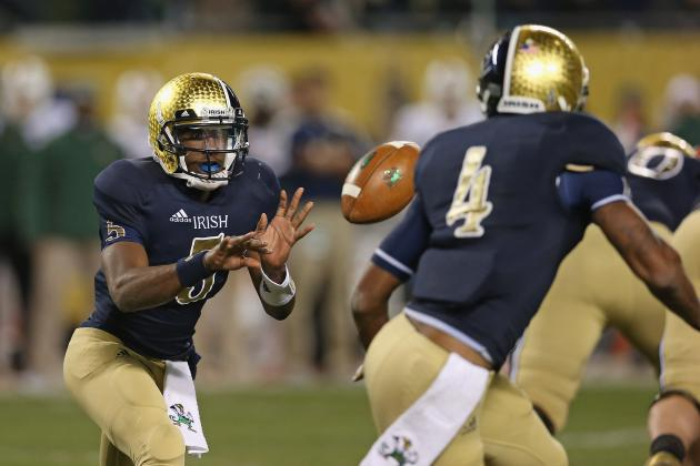 Top Matchups for Fighting Irish Against Stanford