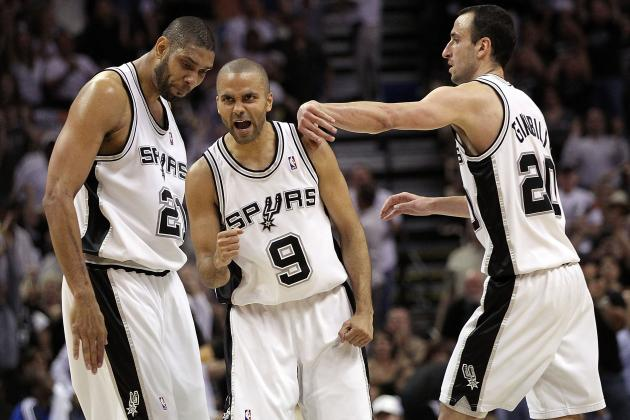 San Antonio Spurs: Roster Preview, Predictions & Storylines to Watch in 2012-13