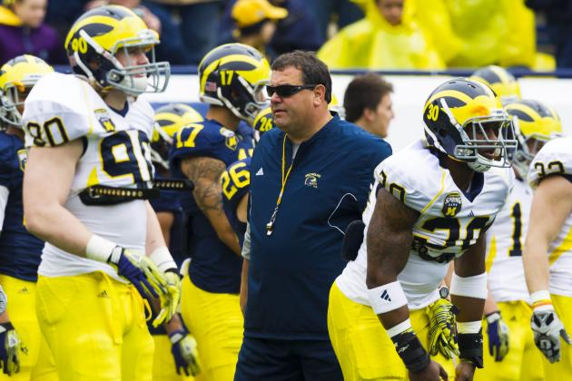 Michigan Football Recruiting 2013: Ranking the Wolverines Top 10 Commitments