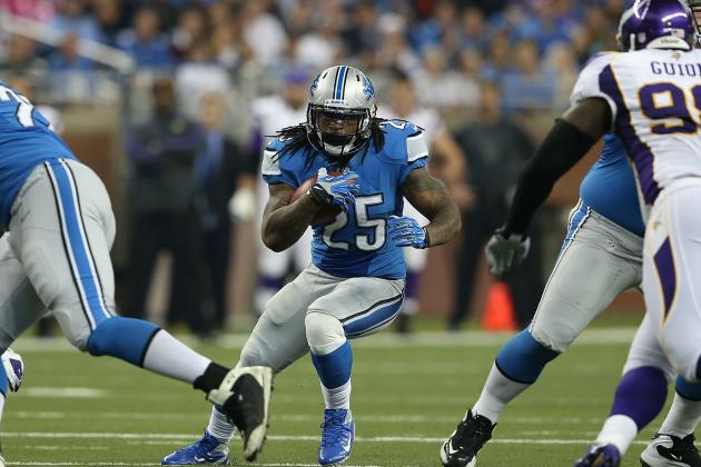 Detroit Lions: 3 Reasons They Need a Running Game to Contend
