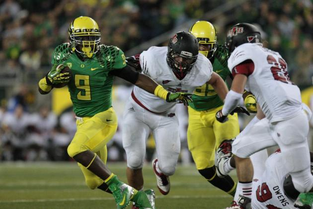 Comparing Oregon and ASU Brothers Byron and Cameron Marshall