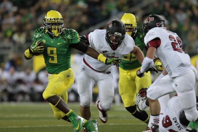 Comparing Oregon and ASU Brothers Byron and Cameron Marshall