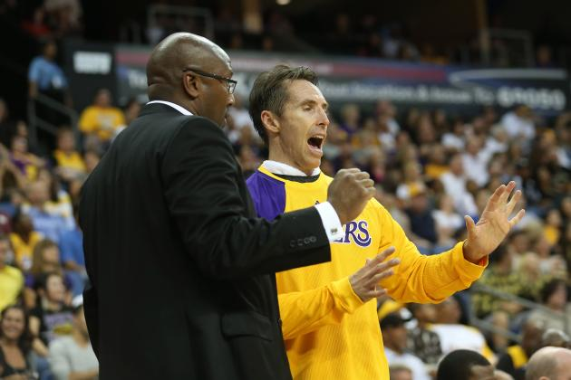 The Most Intriguing L.A. Lakers Preseason Game Stat Lines so Far