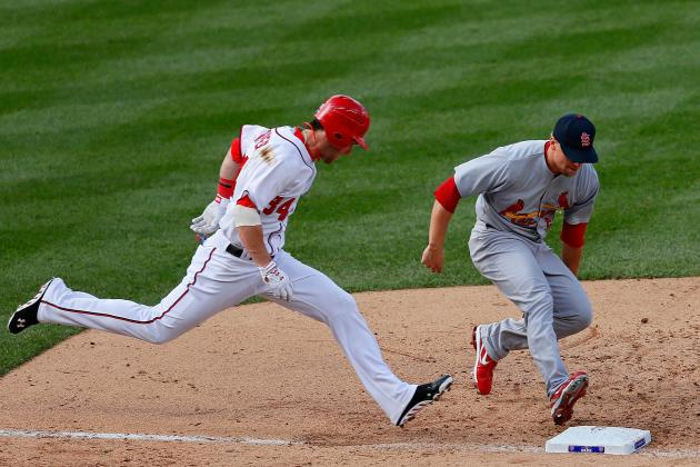 2012 NLDS: Who Has the Edge in Nationals vs. Cardinals Game 5?