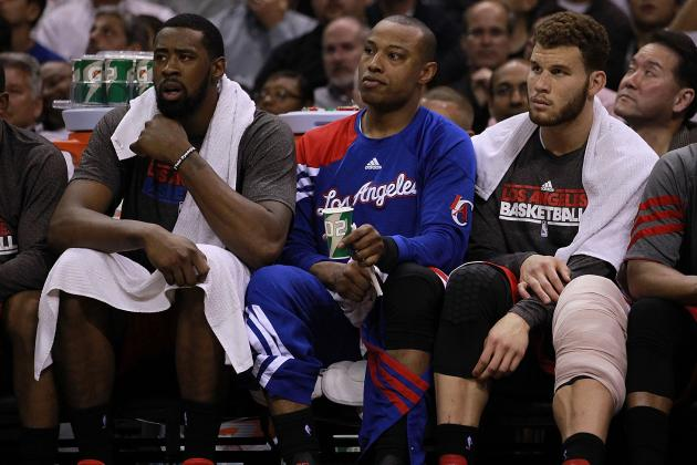 Grading the L.A. Clippers' Current Two-Deep Depth Chart