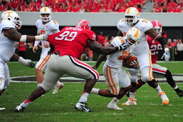 4 Keys to the Game for Tennessee When Facing Mississippi State