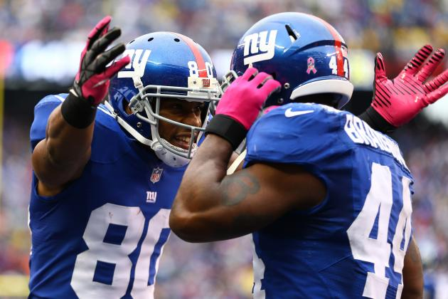 New York Giants: Updated Game-by-Game Outlook for 2012