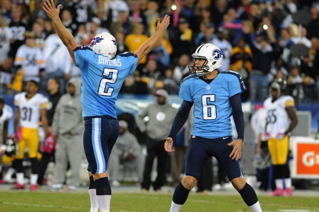 Steelers vs. Titans: Tennessee's Biggest Winners and Losers from NFL Week 6