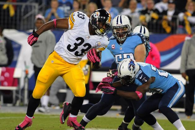 Five Lessons from the Steelers Loss to the Titans