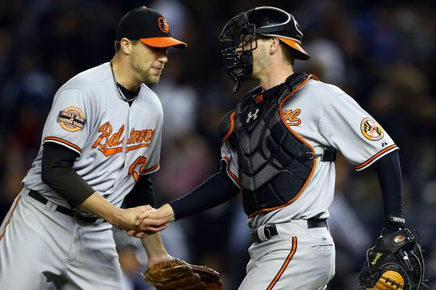 New York Yankees vs. Baltimore Orioles: 5 Biggest Matchups for Game 5 of ALDS