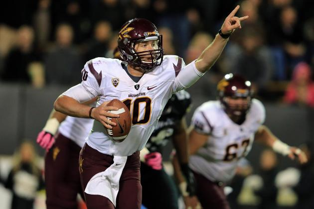 Arizona State Football: 10 Things We Learned from ASU's Win over Colorado