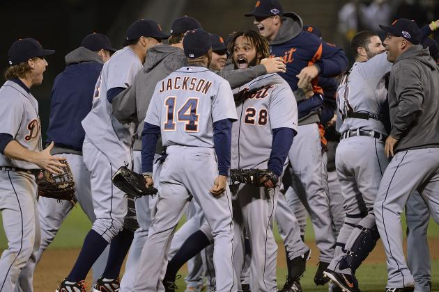 Tigers vs. A's: Why the Tigers Are World Series Favorites