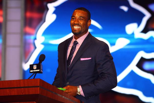 Detroit Lions 2013 NFL Draft: 5 Players Who Can Give 2012 Season a Silver Lining