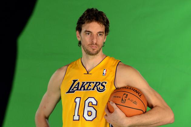 Ranking Pau Gasol Among the Top 10 L.A. Lakers Power Forwards of All Time