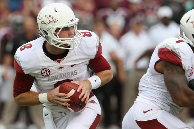 Arkansas Football: 5 Keys to the Game vs. Kentucky