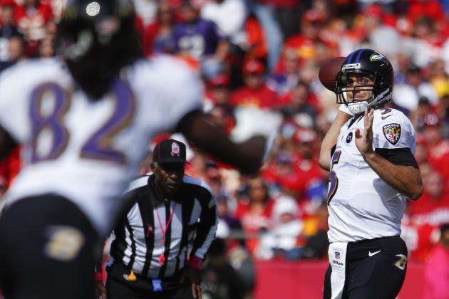 Dallas Cowboys vs. Baltimore Ravens: 4 Most Important Matchups for Baltimore