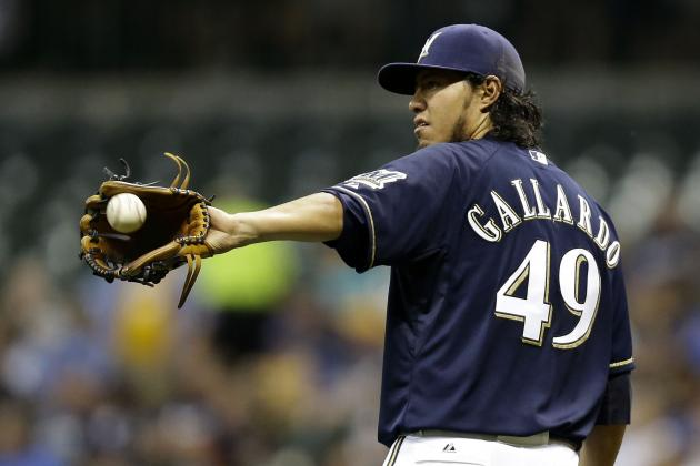 Predicting the Milwaukee Brewers 2013 Starting Rotation