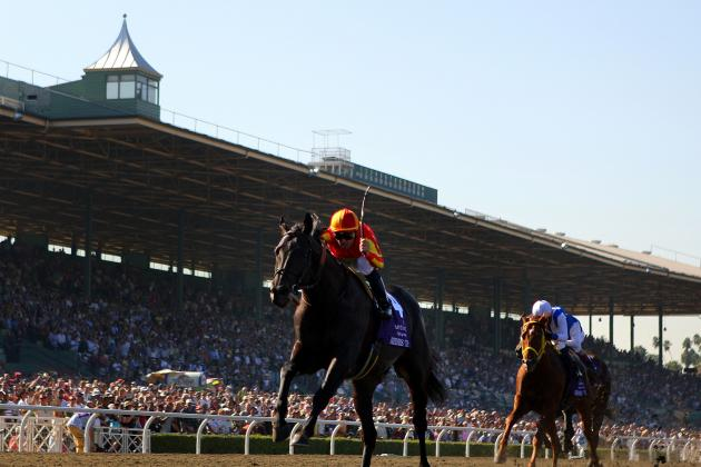 Five European Raiders to Make an Impression at the 2012 Breeders Cup