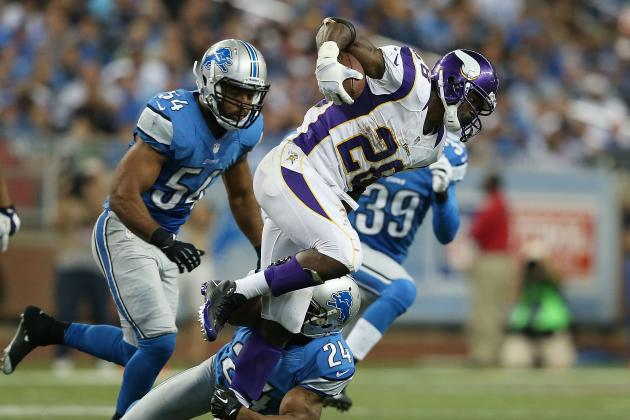 NFL Week 6: Adrian Peterson and 8 Stars Who Will Disappoint