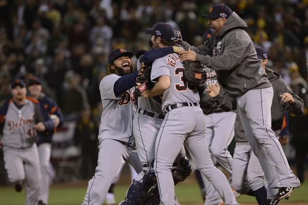 Team Grades for Tigers and Athletics ALDS Game 5