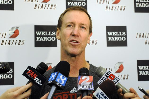 Portland Trail Blazers: Complete Preview, Predictions and Storylines for 2012-13