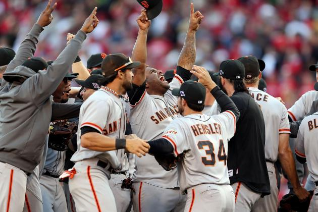 5 Reasons the San Francisco Giants Will Reach the 2012 World Series