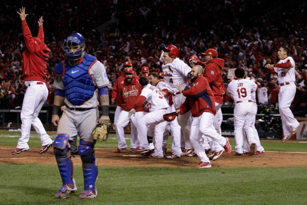 All 30 MLB Teams' Most Heartbreaking Postseason Moment