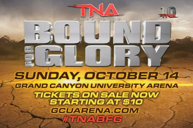 TNA Bound for Glory 2012: Predicting TNA's Biggest Show of the Year