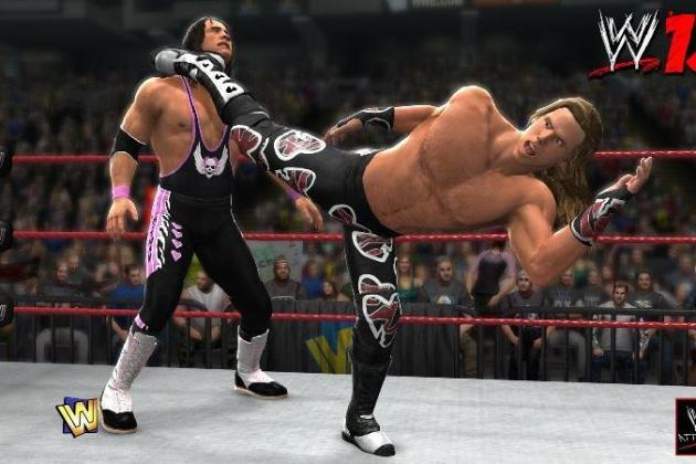 WWE 13: Overall Attributes for Every Superstar