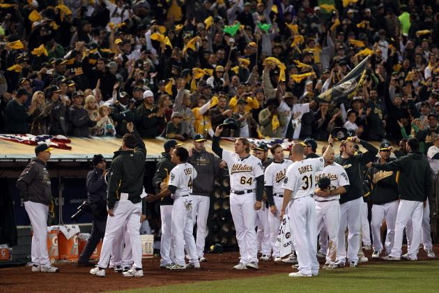 2012 ALDS: 8 Reasons to Think the Oakland A's Magic Will Continue into 2013