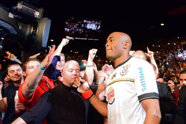 Silva vs. Bonnar: Why Every MMA Fan Should Watch UFC 153