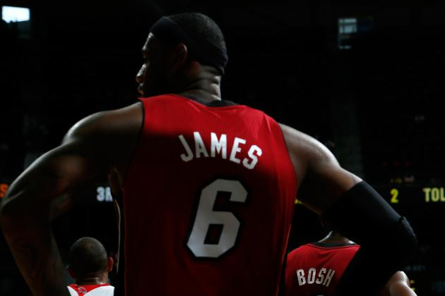 Predicting Every NBA Team's MVP in 2012-13