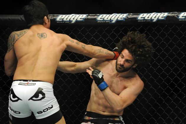 UFC 153: Erick Silva's Keys to Victory