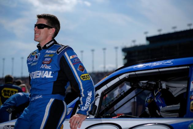 NASCAR Sprint Cup: Who Have Been the Most and Least Lucky Drivers This Season?