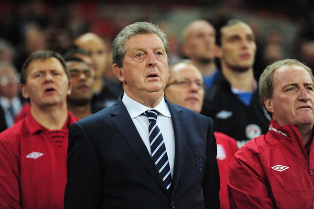 England vs. San Marino: Complete Player Ratings for Roy Hodgson's Men