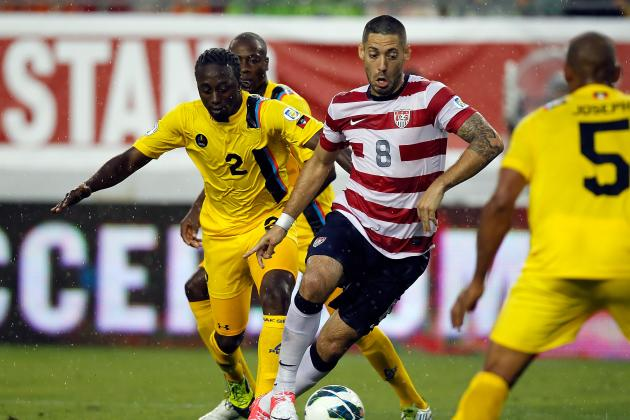 Complete Player Ratings for the USMNT World Cup Qualifier vs. Antigua & Barbuda