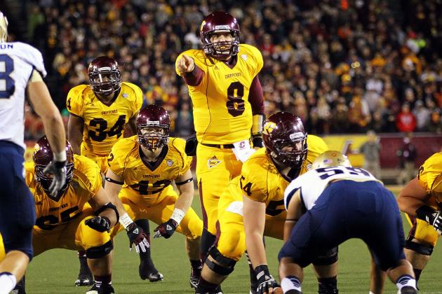 Navy Football: 10 Things We Learned from Their Game vs. Central Michigan