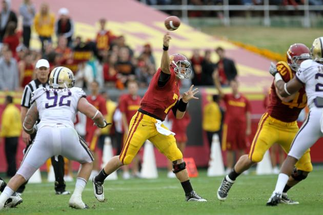 USC vs. Washington: Weather, QBs, Records, Other Interesting Things to Look For