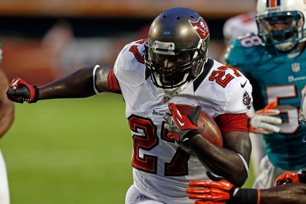 2012 Fantasy Football: 5 Underrated Players to Trust in Week 6