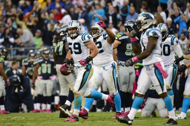 Carolina Panthers Midseason Draft Talk: Key Needs, Possible Picks in 2013