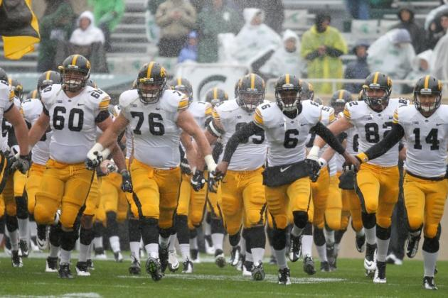 Iowa Football: 10 Key Matchups When the Hawkeyes Play Penn State