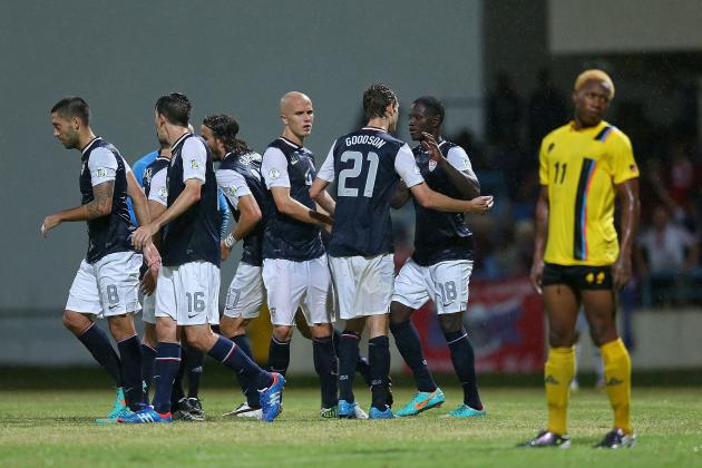 Antigua & Barbuda vs. United States: 6 Things We Learned