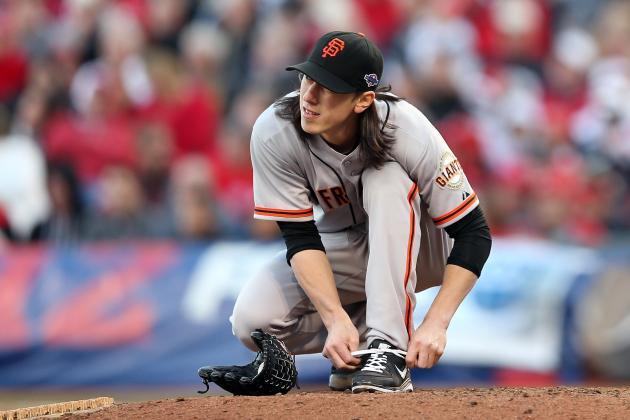 Tim Lincecum and the Players with Most on the Line in the Championship Series