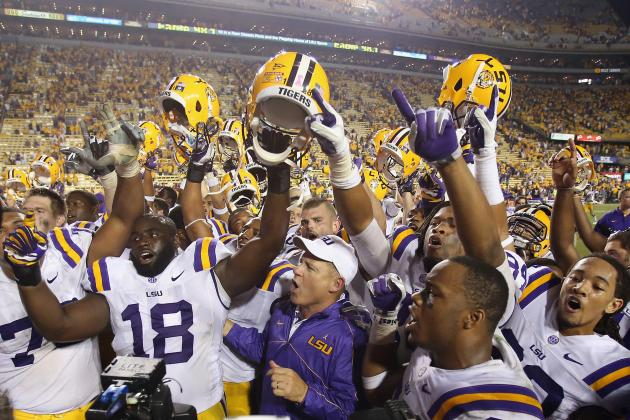 LSU Football: Winners and Losers from the Week 7 Game vs. South Carolina