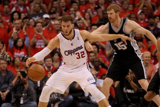 2012-13 L.A. Clippers Player Power Rankings