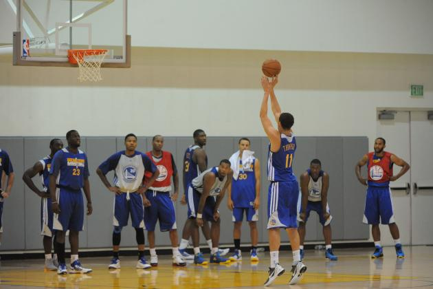 The Golden State Warriors' Top Training Camp Storylines